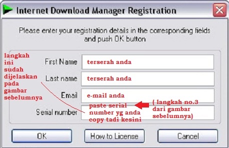 serial number idm gratis 2012